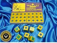 กล่องใส่ชอล์ค Triangle